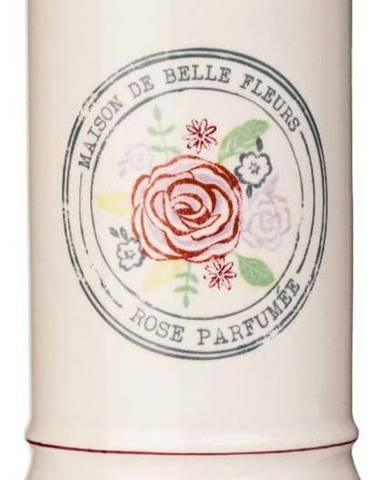 Krémový kelímek z kameniny Premier Housewares Belle,275ml