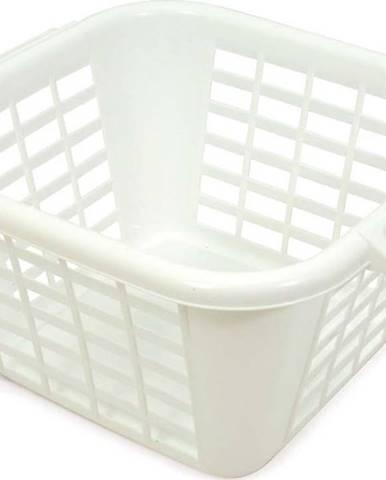 Krémový koš na prádlo Addis Square Laundry Basket, 24 l