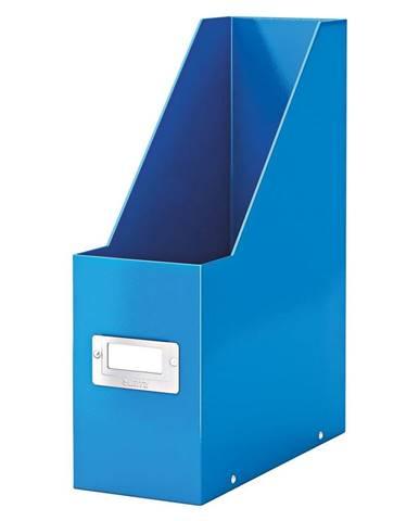 Modrý stojan na dokumenty Leitz Office