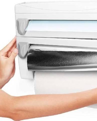 Schránka na kuchyňské utěrky a další doplňky Metaltex, délka 38 cm