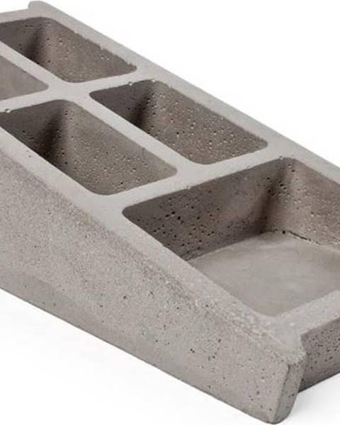 Lyon Beton Stolní betonový organizér Lyon Béton Blockwork