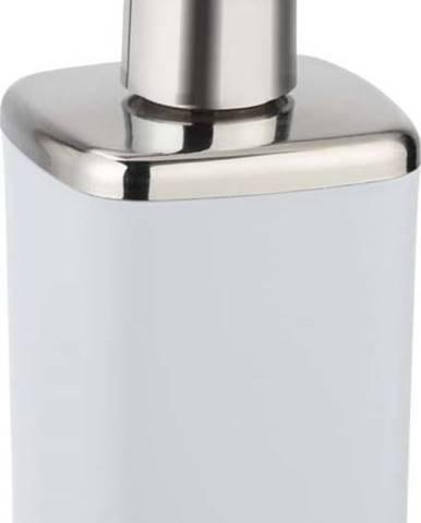 Bílý dávkovač na mýdlo Wenko Barcelona