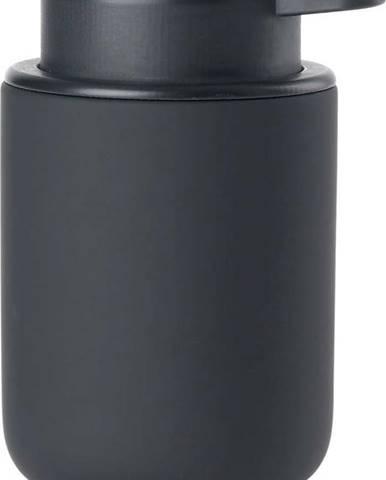 Černý dávkovač na mýdlo Zone UME