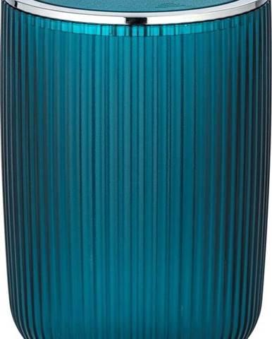 Petrolejově zelený odpadkový koš Wenko Acropoli, 5,5l