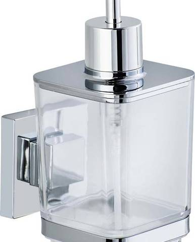 Samodržící dávkovač mýdla Wenko Vacuum-Loc, nosnost až33kg