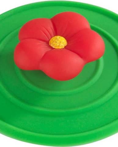 Silikonová zacpávka do umyvadla Wenko Flower