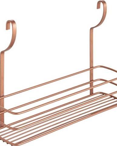 Závěsná polička na kořenky Metaltex Copper