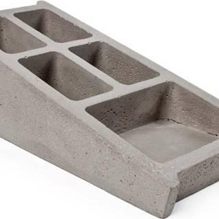 Stolní betonový organizér Lyon Béton Blockwork
