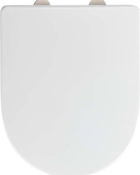 WENKO Bílé toaletní prkénko Wenko Exclusive Laufen Pro