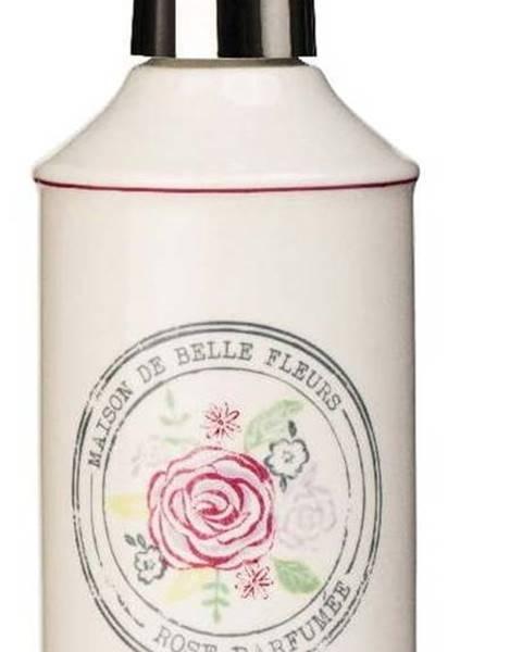 Premier Housewares Krémový dávkovač na mýdlo z kameniny Premier Housewares Belle,275ml