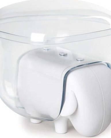 Bílá víceúčelová dóza ve tvaru ovečky Qualy&CO Sheepshape Container