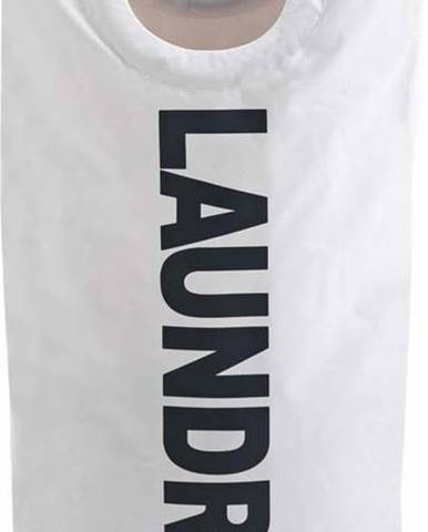 Bílý koš na prádlo Tomasucci Laundry Bag, objem 60l