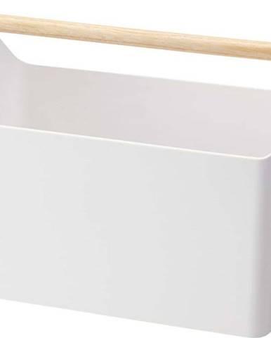 Bílý úložný box YAMAZAKI Storage