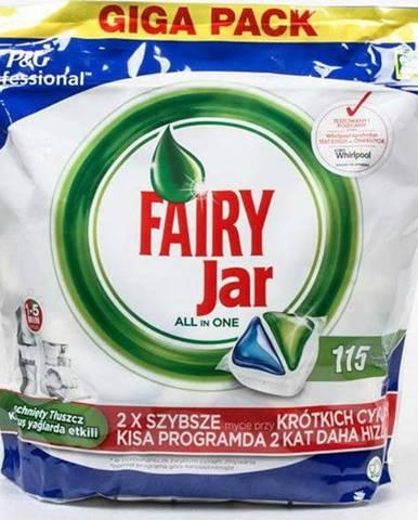 Tablety do myčky, Jar expert, 115ks