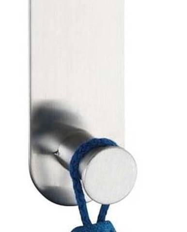 Závěsný háček na dveře ve stříbrné barvě Wenko Celano