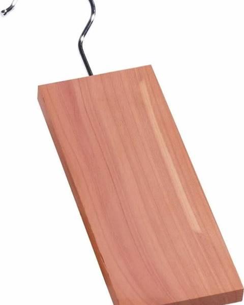 Compactor Destička z cedrového dřeva s háčkem do šatní skříně Compactor