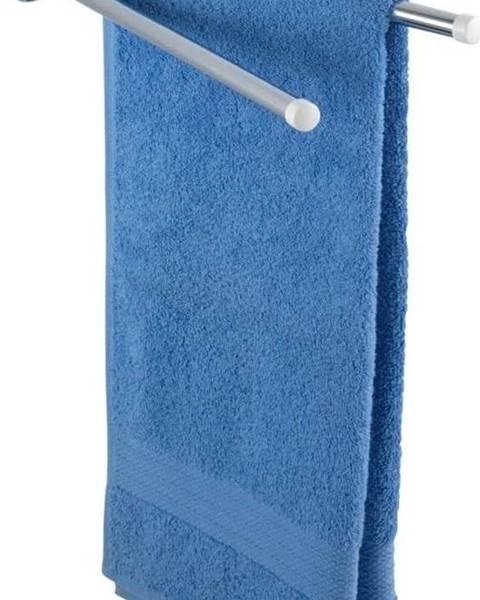WENKO Nástěnný držák na ručníky Wenko Basic 2 Arms