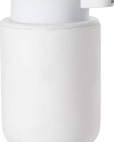 Bílý dávkovač na mýdlo Zone UME