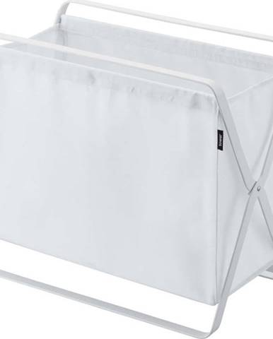 Bílý úložný koš YAMAZAKI Storage