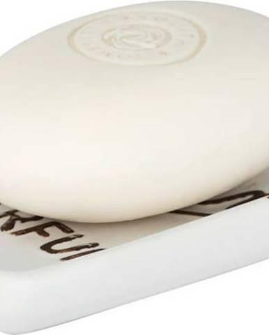 Krémově bílá keramická mýdlenka Wenko Lavars