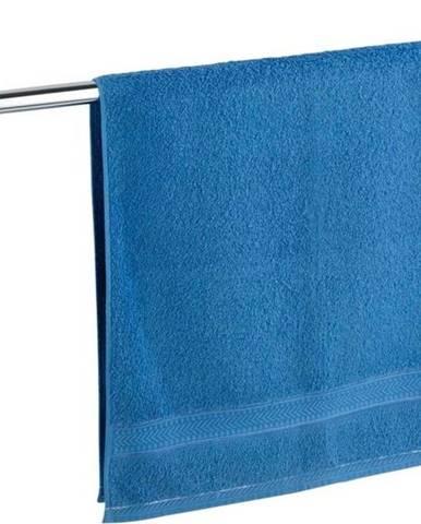 Nástěnný držák na ručníky Wenko Basic, 80 cm