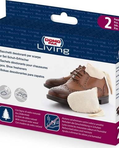 Sada 2 osvěžovačů do bot proti zápachu Domopak