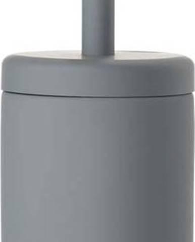 Šedý WC kartáč Zone UME