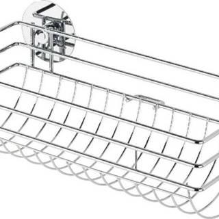 Samodržící držák na kuchyňské utěrky Wenko Turbo-Loc,nosnost až 40kg