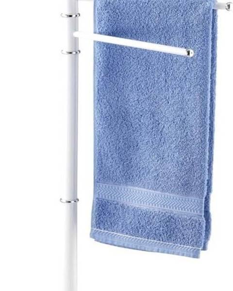 WENKO Bílý stojan na ručníky Wenko Exclusive