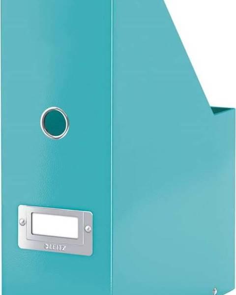 Leitz Tyrkysově modrý stojan na dokumenty Leitz Office