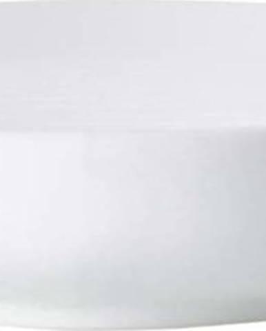 Bílá porcelánová podložka na mýdlo Zone Ume