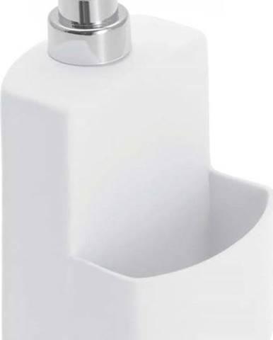 Bílý dávkovač na tekuté mýdlo Wenko Festival