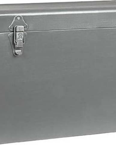 Kovový úložný box LABEL51, délka 50cm