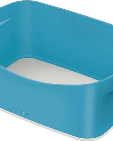 Modrý stolní box Leitz Mailorder, objem 5 l