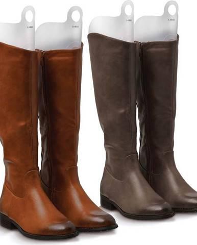 Sada 2 párů napínáků do vysokých bot Domopak Boot