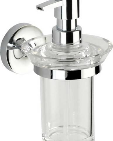Samodržící dávkovač mýdla Wenko Power-Loc Arcole