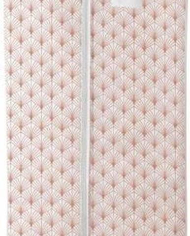 Závěsný vak na oblečení Compactor Blush Range, 60 x 137 cm