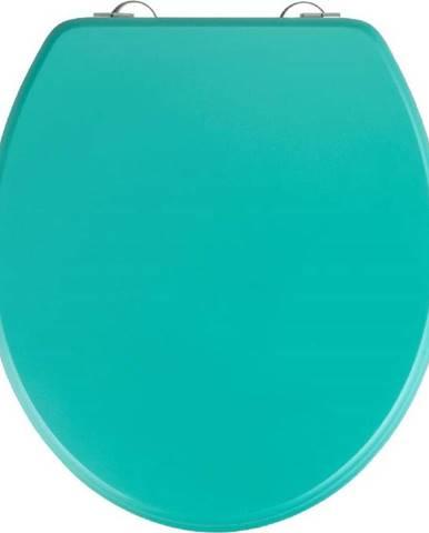 Zelené WC sedátko Wenko Prima Green, 41 x 37 cm