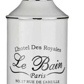 Dávkovač mýdla z kameniny Premier Housewares Le Bain