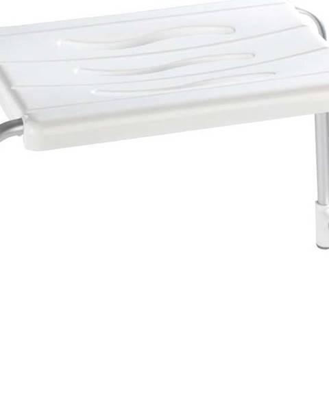 WENKO Nízká stolička do sprchy Wenko Secura, 26 x 50 cm