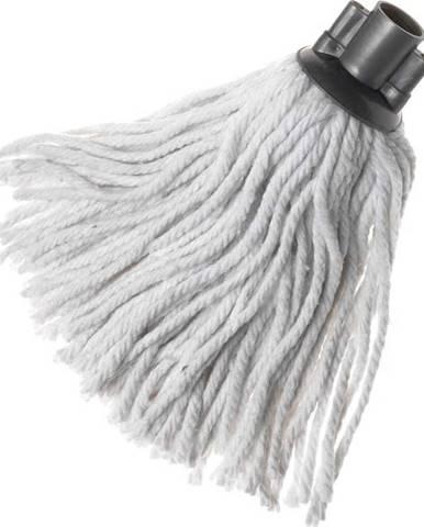 Bílá hlavice na mop z bavlny Addis Samantha