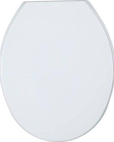 Bílé WC sedátko Wenko Aurora