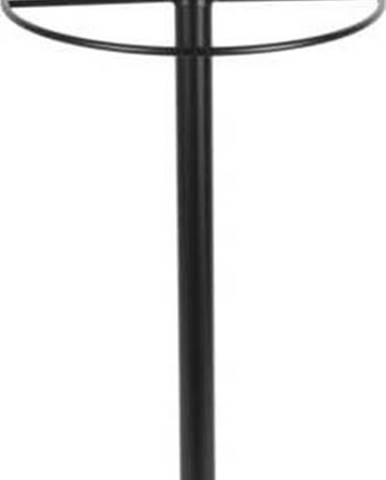 Černý stojan na deštníky Leitmotiv Fushion