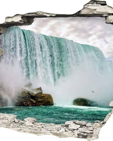 Ambiance Samolepka Ambiance Landscape Niagara Falls, 60 x 90 cm