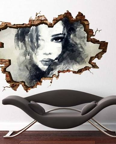 Nástěnná samolepka 3D Art Sien, 70x45cm