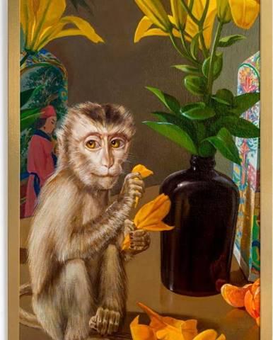 Obraz v rámu Velvet Atelier Mico, 65 x 45 cm