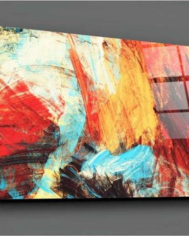 Skleněný obraz Insigne Pangulo, 72 x 46 cm