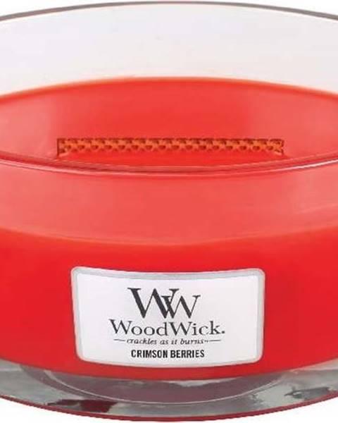 WoodWick Vonná svíčka WoodWick Červená jeřabina, 30hodin hoření
