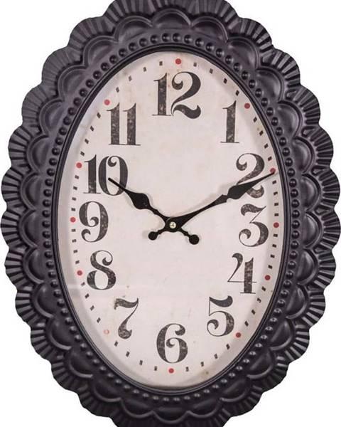 Antic Line Oválné hodiny Antic Line Ovale