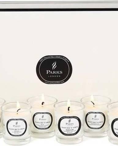 Sada 10 ks svíček Parks Candles London Natures Own, 8 hodin hoření